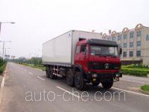 Hongyu (Henan) HYJ5311XBW insulated box van truck