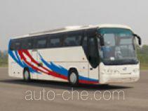 Yuzhou Bus HYK6122A luxury tourist coach bus