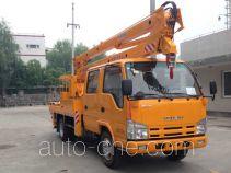 Aizhi HYL5057JGKA aerial work platform truck
