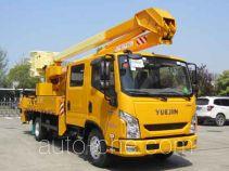 Aizhi HYL5074JGK aerial work platform truck
