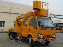 Aizhi HYL5077JGKA aerial work platform truck