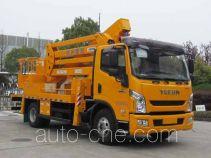 Aizhi HYL5090JGKB aerial work platform truck