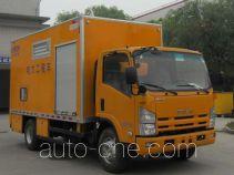 爱知牌HYL5090XGC型电力工程车