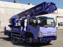 Aizhi HYL5095JGKA aerial work platform truck