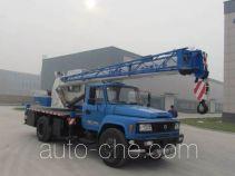 汉洋牌HYM5100JQZQY8F型汽车起重机