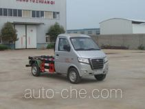 Hongyu (Hubei) HYS5020ZXXGA detachable body garbage truck