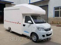 虹宇牌HYS5021XSHS5型售货车