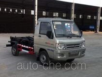 Hongyu (Hubei) HYS5021ZXXB detachable body garbage truck
