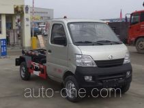 Hongyu (Hubei) HYS5023ZXXS5 detachable body garbage truck