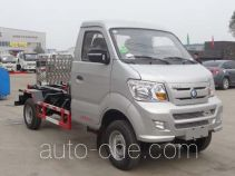 Hongyu (Hubei) HYS5030ZXXC5 detachable body garbage truck