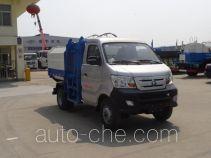 虹宇牌HYS5031ZZZC4型自装卸式垃圾车