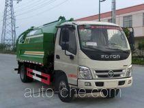 Hongyu (Hubei) HYS5080GQWB5 sewer flusher and suction truck
