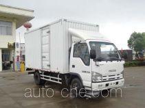 Hongyu (Hubei) HYS5040XXYQ5 box van truck