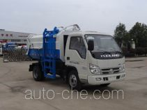 虹宇牌HYS5040ZDJB4型压缩式对接垃圾车