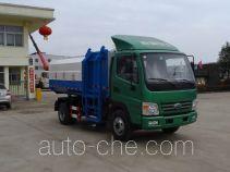 虹宇牌HYS5040ZDJS4型压缩式对接垃圾车
