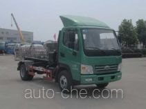 Hongyu (Hubei) HYS5040ZXXS4 detachable body garbage truck