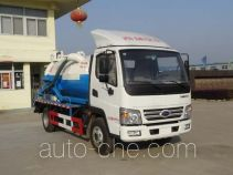 Hongyu (Hubei) HYS5041GXWES4 sewage suction truck