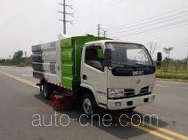 虹宇牌HYS5041TSLE5型扫路车