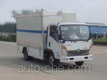 虹宇牌HYS5041XWT型舞台车