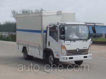 Hongyu (Hubei) HYS5041XWT mobile stage van truck