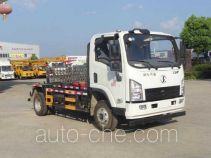 Hongyu (Hubei) HYS5041ZXXS5 detachable body garbage truck