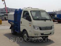虹宇牌HYS5042ZDJB5型压缩式对接垃圾车