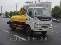 Hongyu (Hubei) HYS5044GXEB suction truck