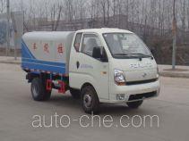 Hongyu (Hubei) HYS5045ZLJB dump garbage truck