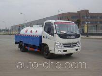 Hongyu (Hubei) HYS5060GQXB street sprinkler truck