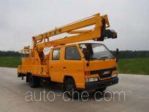 Hongyu (Hubei) HYS5060JGK aerial work platform truck