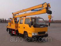 Hongyu (Hubei) HYS5060JGKJ5 aerial work platform truck