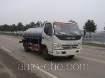 Hongyu (Hubei) HYS5061GXEB suction truck