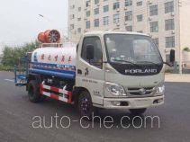 Hongyu (Hubei) HYS5070GPSB sprinkler / sprayer truck
