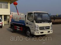Hongyu (Hubei) HYS5070GSSK4 sprinkler machine (water tank truck)