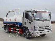 Hongyu (Hubei) HYS5070GXEB5 suction truck