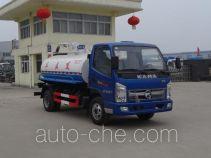 Hongyu (Hubei) HYS5070GXEK4 suction truck