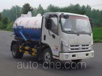 虹宇牌HYS5070GXWB5型吸污车