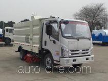 虹宇牌HYS5070TSLB5型扫路车