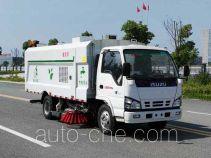虹宇牌HYS5070TXCQ5型吸尘车