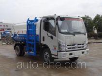 虹宇牌HYS5070ZDJB5型压缩式对接垃圾车