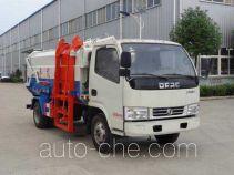 虹宇牌HYS5070ZDJE5型压缩式对接垃圾车