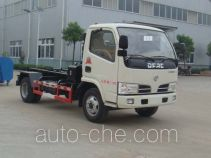 Hongyu (Hubei) HYS5070ZXXE detachable body garbage truck