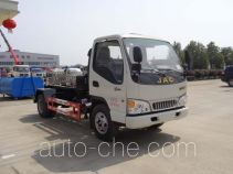 Hongyu (Hubei) HYS5070ZXXH4 detachable body garbage truck