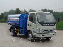 Hongyu (Hubei) HYS5070ZZZB self-loading garbage truck