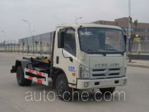 Hongyu (Hubei) HYS5071ZXXB detachable body garbage truck