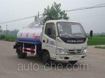 Hongyu (Hubei) HYS5073GXEB suction truck