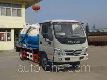 虹宇牌HYS5080GXWB5型吸污车