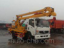 Hongyu (Hubei) HYS5080JGKE aerial work platform truck