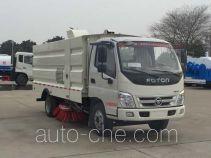 虹宇牌HYS5080TSLB5型扫路车