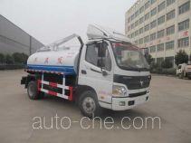 Hongyu (Hubei) HYS5081GXEB5 suction truck